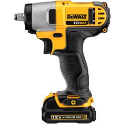 """DeWALT -  12V MAX* 3/8"""" Impact Wrench Kit - DCF813S2"""