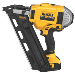 DeWALT -  20V MAX* XR Lithium Ion Brushless Dual Speed Framing Nailer - DCN692M1