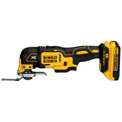 DeWALT -  20V MAX* XR Lithium Ion Oscillating Multi-Tool Kit - DCS355D1