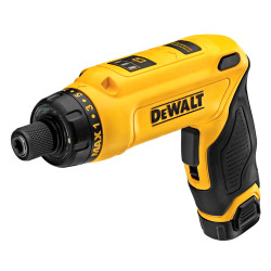 DeWALT -  8V MAX* Gyroscopic Screwdriver 2 Battery Kit - DCF680N2