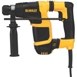 "DeWALT -  3/4"" L-Shape SDS+ Rotary Hammer w/ bag - D25052K"