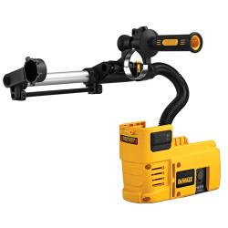 DeWALT -  Dust Extraction System with Hepa Filter - D25302DH