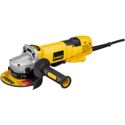 "DeWALT -  6"" High Power Small Angle Ginder (No Lock on Switch) - D28144N"