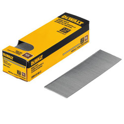 "DeWALT -  1-1/2"" Galv 18Ga Brad Nails 5000 CT - DBN18150"