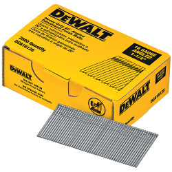 "DeWALT -  16 Ga. Angled Nails, 1-1/4"", 2500 pieces - DCA16125"