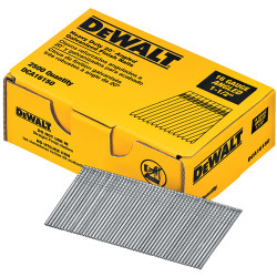"DeWALT -  16 Ga. Angled Nails, 1-1/2"", 2500 pieces - DCA16150"
