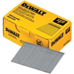 """DeWALT -  16 Ga. Angled Nails, 2"""", 2500 pieces - DCA16200"""