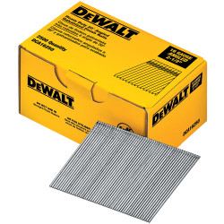 "DeWALT -  16 Ga. Angled Nails, 2-1/2"", 2500 pieces - DCA16250"