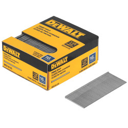 "DeWALT -  16 Ga. Straight Nails, 1-1/4"", 2500 pieces - DCS16125"