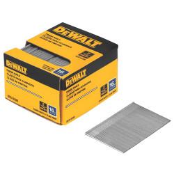 "DeWALT -  16 Ga. Straight Nails, 2"", 2500 pieces - DCS16200"
