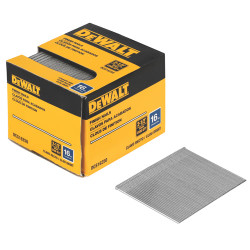 "DeWALT -  16 Ga. Straight Nails, 2-1/2"", 2500 pieces - DCS16250"