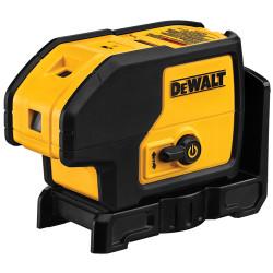 DeWALT -  3 Beam Laser Plumb Bob - DW083K