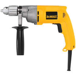 """DeWALT -  1/2"""" VSR 0-600 rpm Drill 7.8A Keyed Chuck - DW245"""