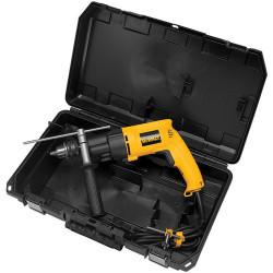 """DeWALT -  1/2"""" Hammerdrill 7.8 Amp w/ Kit Box - DW505K"""