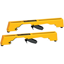 DeWALT -  Mitre Saw Workstation Mounting Brackets (pair) - DW7231