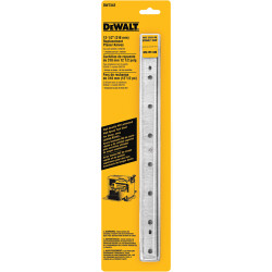 "DeWALT -  12 1/2"" Disposable Planer Knives - DW7342"