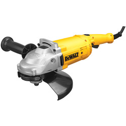 "DeWALT -  9"" LAG w/ Guard, 6,500 rpm, 4HP - DWE4519"