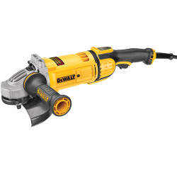 "DeWALT -  7"" LAG w/ Guard, 8,500 rpm, 4.9HP (No Lock on Switch) - DWE4597N"