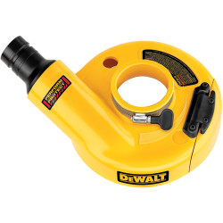 "DeWALT -  7"" Surface Grinding Dust Shroud Only - DWE46170"