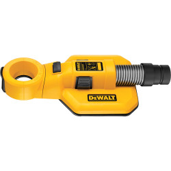 DeWALT -  Large Hammer Dust Extractor for hole drilling and cleaning - DWH050K