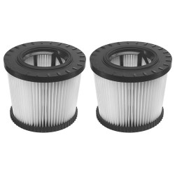 DeWALT -  HEPA Filters for DWV012 - 2 Pack - DWV9320