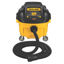 DeWALT -  8 Gallon HEPA/RRP Dust Extractor with Automatic Filter Cleaning - DWV010