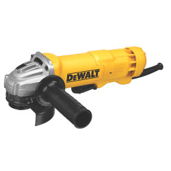 "DeWALT -  4-1/2"" (115mm) Small Angle Grinder W/ No Lock-On - DWE402N"