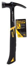 Stanley -  16-Ounce FatMax Xtreme AntiVibe Rip Claw Nailing Hammer - 51-163