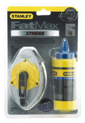 Stanley -  Fatmax Xtreme  Chalk Box Kit with Blue Chalk - 47-482L