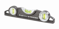 Stanley -  11-3/4-Inch FatMax Xtreme Magnetic Torpedo Level - 43-609