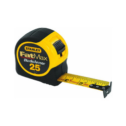 Stanley -  25-Foot FatMax Tape Measure - 33-725