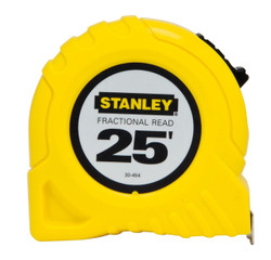 Stanley -  25-by-1-InchStanley -  Tape Rule - 30-454