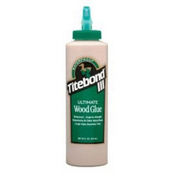 Titebond -  Titebond III Ultimate Wood Glue, 16-Ounce Bottle - 1414