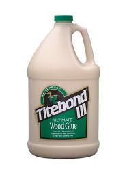 Titebond 1416 - Titebond III Ultimate Wood Glue, 1 Gallon Jug