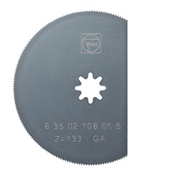 Fein -  3-1/8-Inch High Speed Steel Segmented Saw Blade - 63502106015
