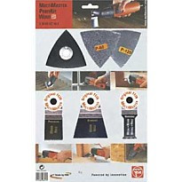 Fein -  Profikit Carpenter's Wood Kit for MultiMaster - 63903167402