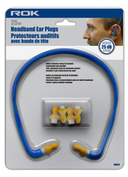 Samona/ROK -  Head Band EAR PLUGS  - 70634