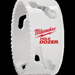 """Milwaukee -  4"""" Ice Hardened Hole Saw - - 49-56-0213"""
