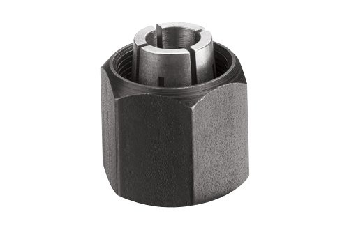 "Bosch 2610906283 1//4/"" Collet Chuck for 1613-,1617- Series Routers /& 1619 1618"
