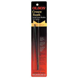Olson -  Crown Tooth Scroll # 12pk - 63200