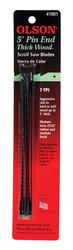 Olson -  Saw  Pin End Scroll Saw Blade - 41001