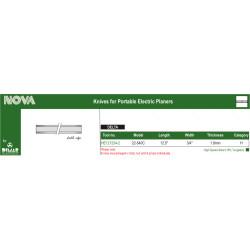 """Dimar -  DELTA-DOUBLE EDGE 12.5"""" x 3/4"""" x 1.8mm - HE121234-2"""