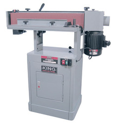 "King -  6"" x 89"" Oscillating Edge Sander - KC-689C-OSC-7"