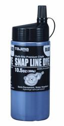 Tajima -  Chalk-Rite 10.5-Ounce Snap Line Black Powder Dye - PLC3-BK300