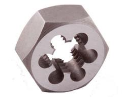 Champion -  CS30M10X1.25 Metric Carbon Steel Hexagon Rethreading Dies - CS30M-10X1.25