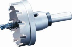 Champion -  Tungsten Carbide Tipped 9/16-Inch Hole Cutter 3/16-Inch Thin Metal - CT5-9/16