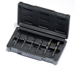 Champion -  Metric Combination Drill and Tap Set, 6-Piece - DT22HEX-SET-MET6