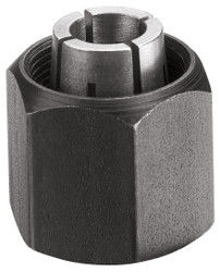"Bosch -  3/8"" Collet Chuck for 1613-,1617-, 1618-, 1619- & MR23- Series Routers - 2610906287"