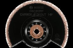 "Bosch -  3-1/2"" x 7/8"" RIFF Grout Blade - OSC312RF"
