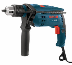 """Bosch -  1/2"""" Hammer Drill Kit - 1191VSRK"""